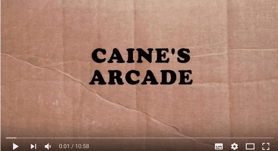 caine's arcade youtube