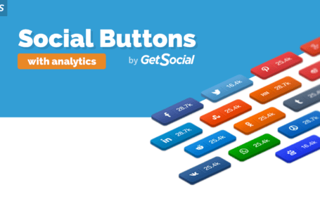 social buttons by getsocial