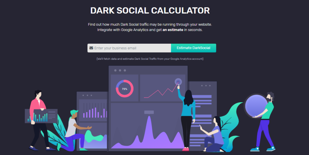 dark social calculator